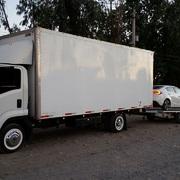 Mudanzas y transporte de carga a todo chile.
