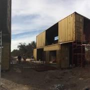 Vivienda Eco Sustentable de Containers
