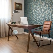 Decoración de un espacio para  Escritorio,  en un casa