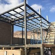 Diseño y construccion estructura acero vivienda Psj. Veracruz