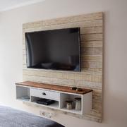 Panel TV Rustico