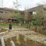 Vista global casa sector jardin