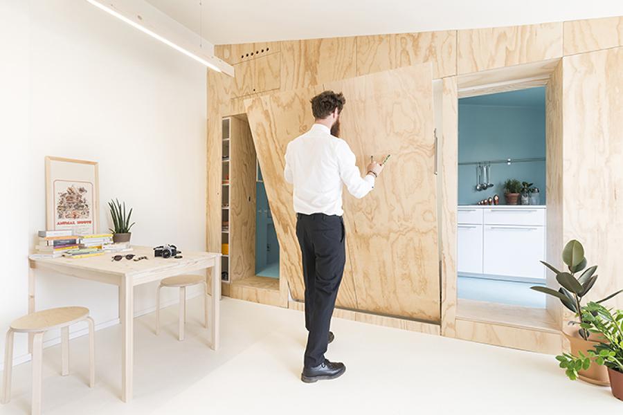 Mobiliario integrado