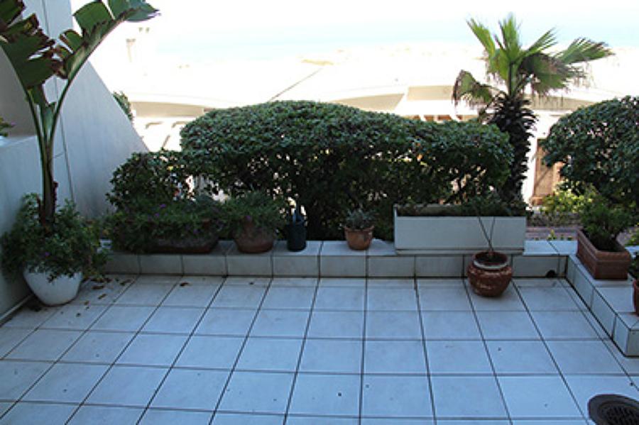 Terraza sin remodelar