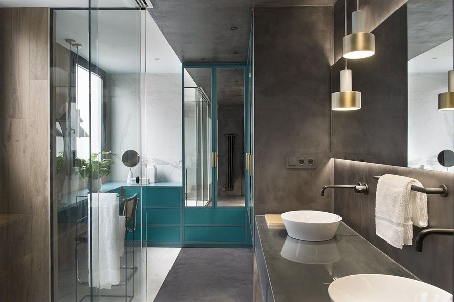 3. ¿Un dormitorio con baño en-suite es práctico?