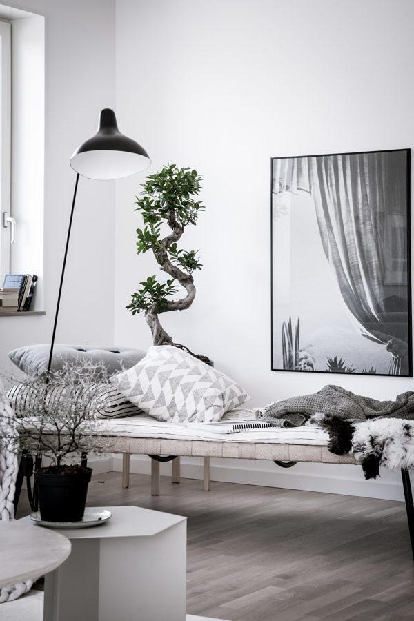 Foto decoraci n escandinava 202594 habitissimo for Decoracion escandinava