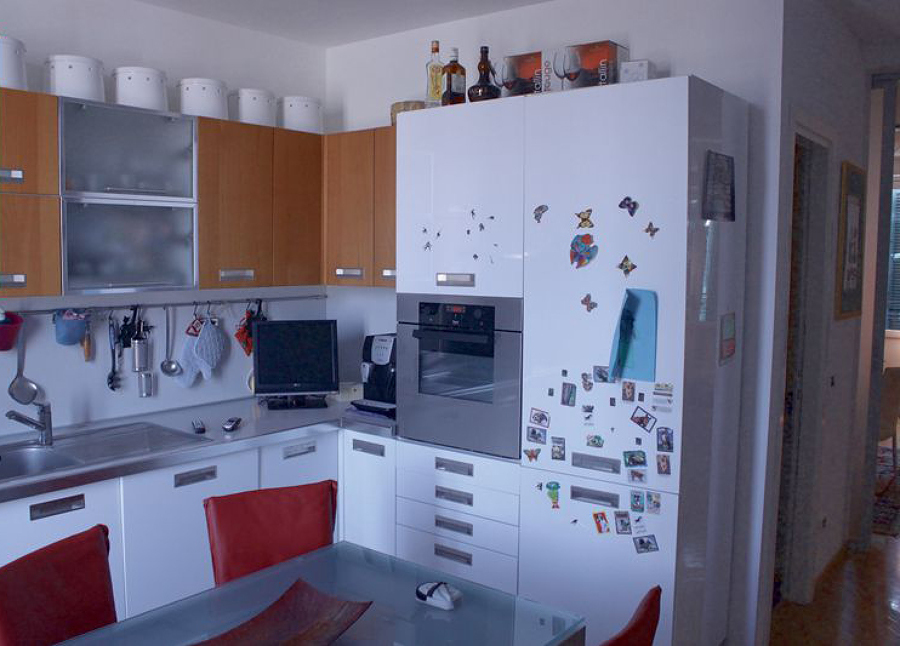 cocina sin remodelar