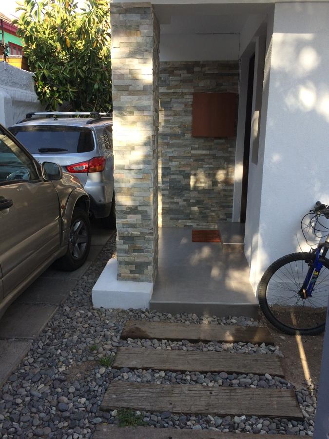 acceso peatonal
