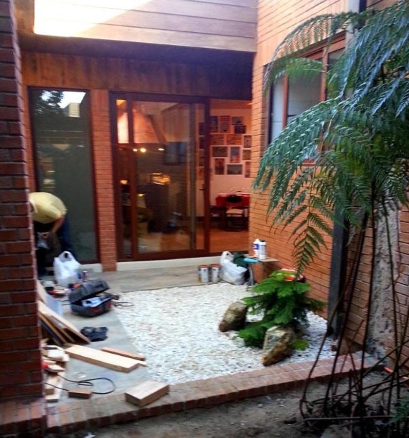Dise o arquitectura construcci n fabricaci n mobiliario for Fabricacion de jardines