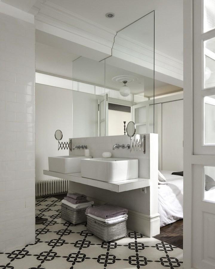 Baño sin mueble