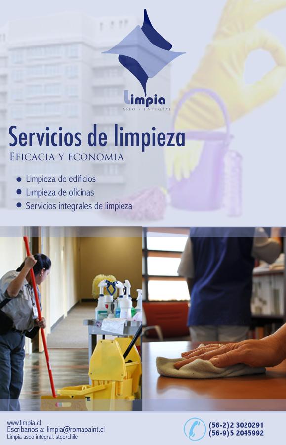 Limpia aseo integral ideas limpieza for Presupuesto de limpieza de oficinas