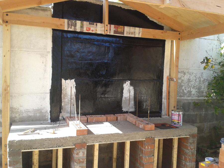 Construcci n de quincho ideas remodelaci n casa for Parrilla electrica para casa
