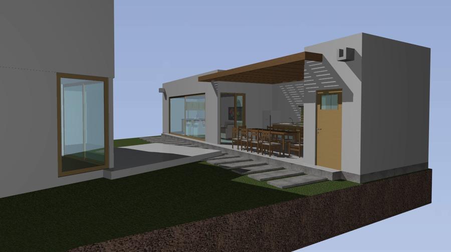 ampliacion de casa quincho quincho gimnasio bodega