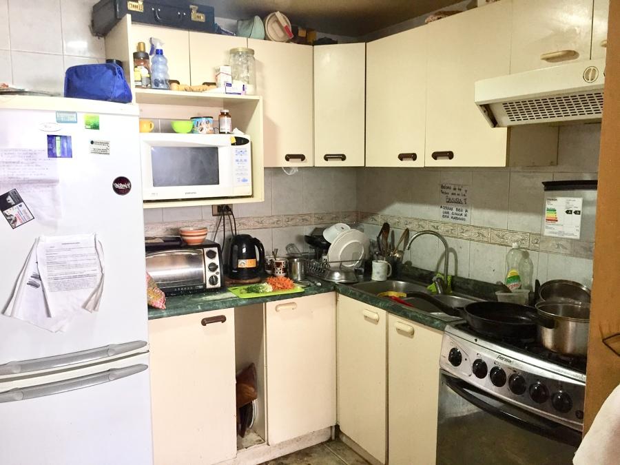 Antes / Cocina Recreo