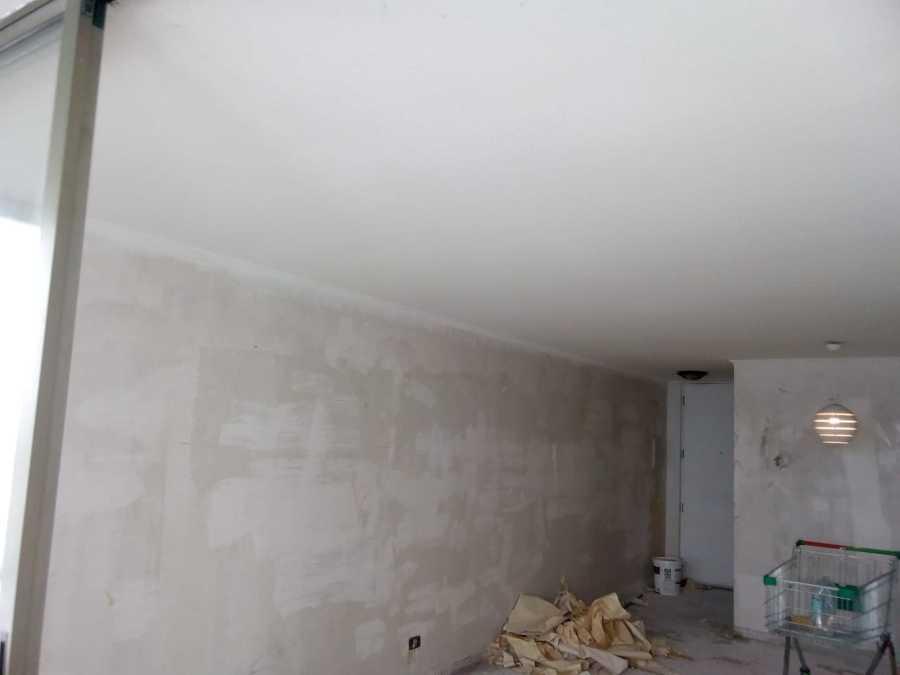 Antes de la remodelación.
