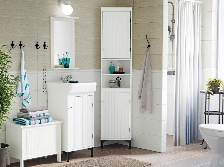 Armarios para baño
