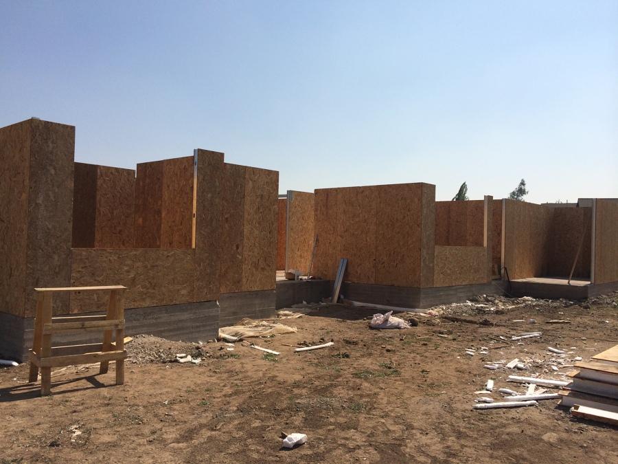 Avance de obra Casa Farías - Galcont