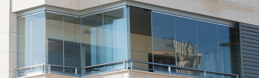 Cierre de balcon