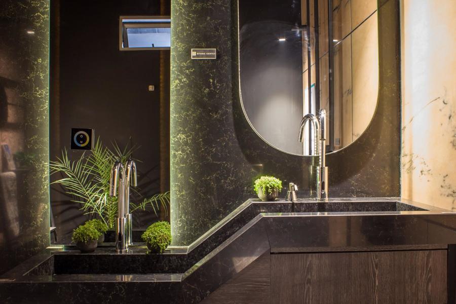 Baño público Casa Foa 2016