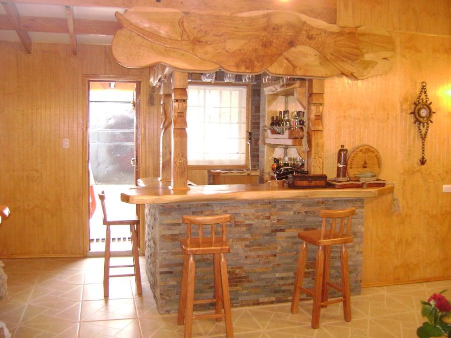 Construcci n de casas en el litoral central ideas for Disenos de bares rusticos para casas