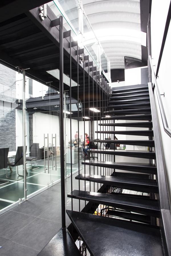 Bodega 1 - Zona de Oficinas
