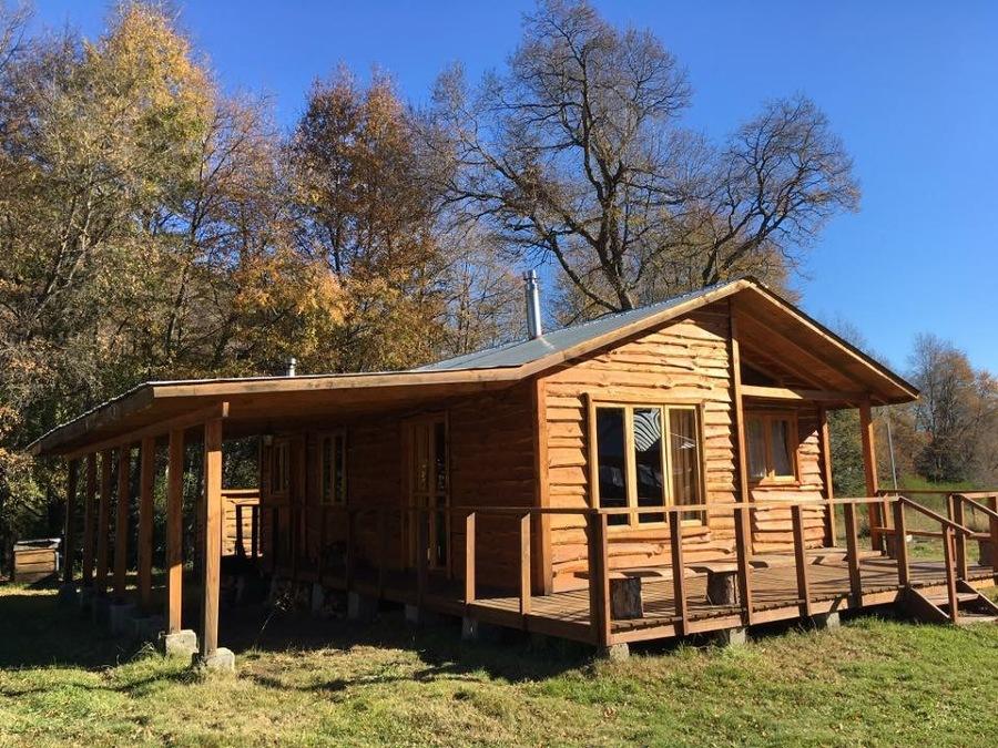 Cabaña familiar 60 m2