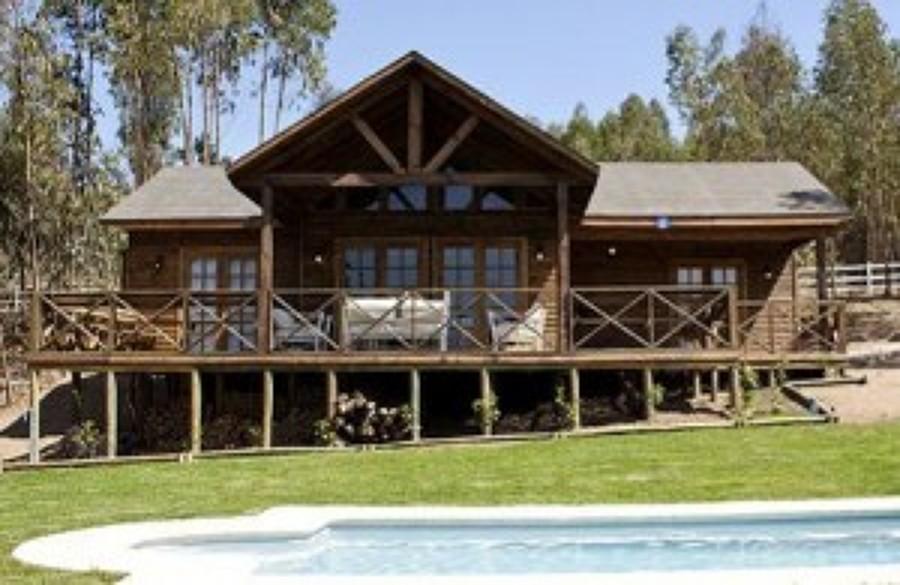 Foto caba a rural de casas penco 86596 habitissimo - Casas prefabricadas opiniones ...