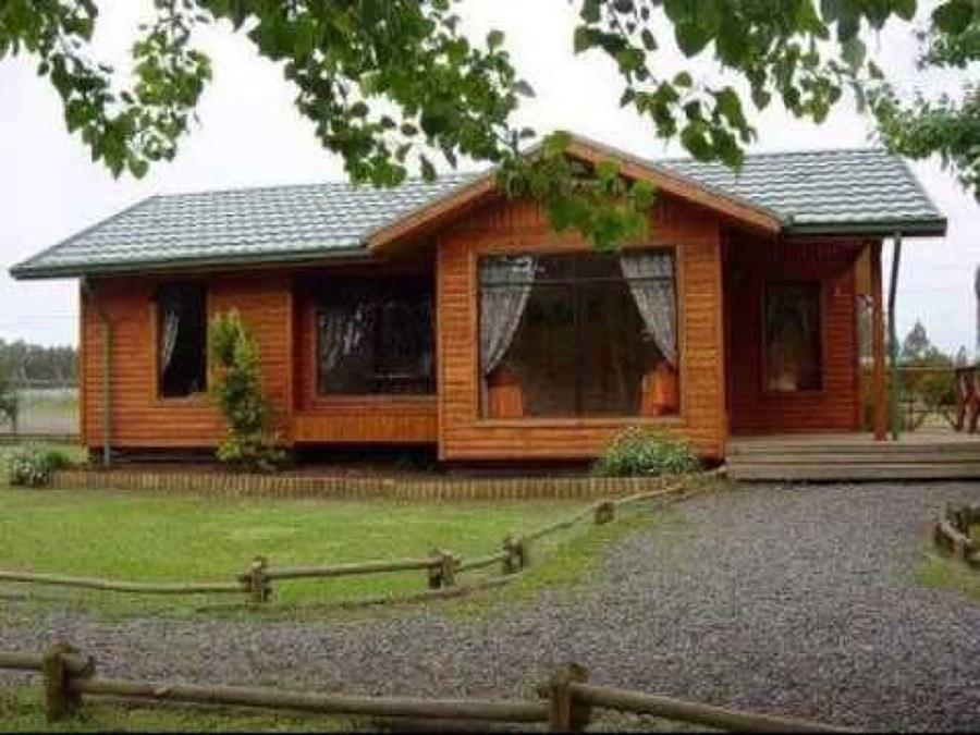 Foto caba a rural de casas penco 86597 habitissimo - Casas de madera y piedra prefabricadas ...