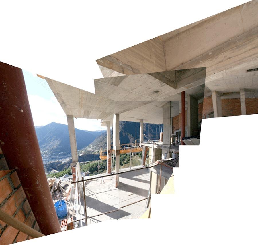 Cálculo estructural Andorra.