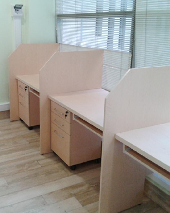 Fabricaci n call center novovisi n ideas dise o de - Diseno de interiores ideas ...