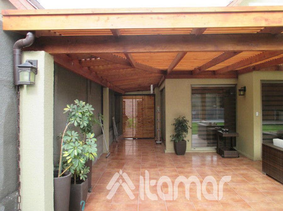 Cobertizo con pilares de concreto ideas remodelaci n casa for Ideas para remodelacion de casas