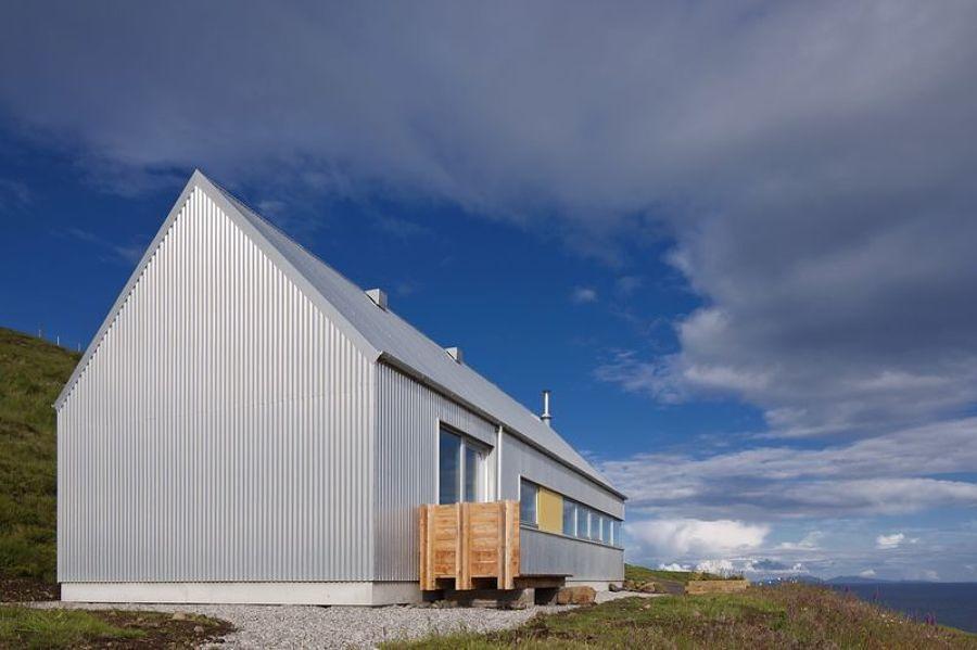 Casa prefabricada aluminio
