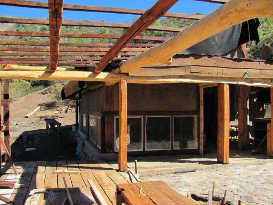 Casa Bioclimática CALEU ( En construcción)
