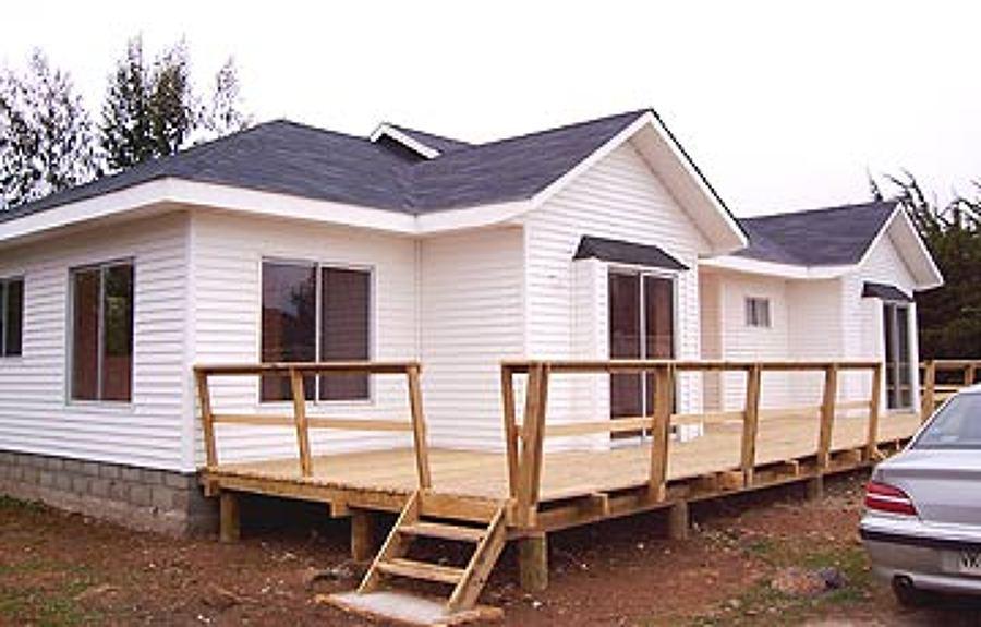 Construcciones de casas prefabricadas ideas construcci n - Construccion de casa prefabricadas ...
