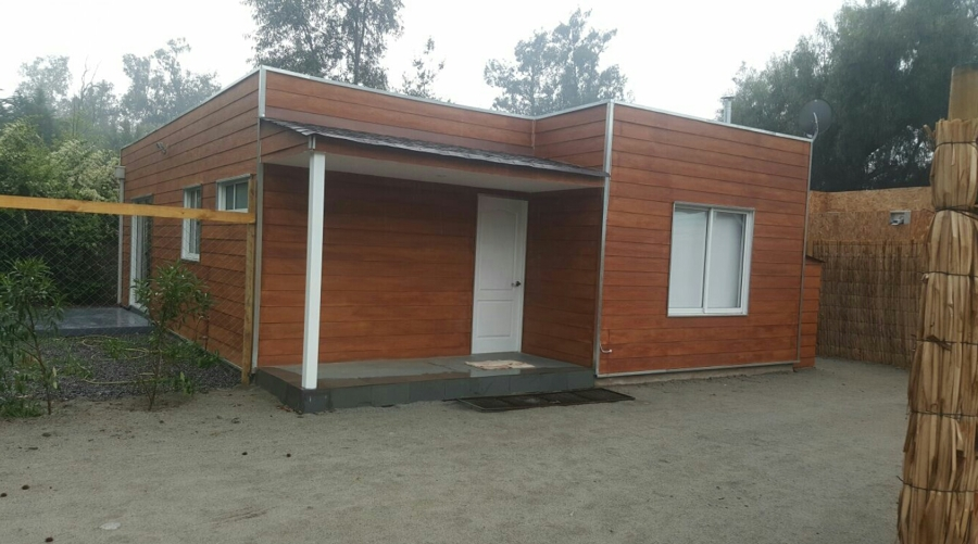 Casa de 90 m2 chicureo ideas materiales de construcci n - Casa materiales de construccion ...