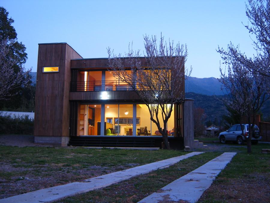 Casa el manzano ideas arquitectos for Casa design manzano