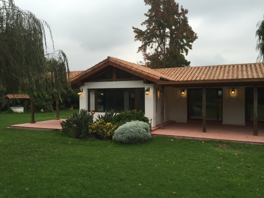 Casa Mallarauco