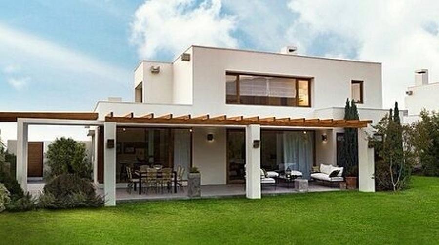 Edificaciones de todo tipo ideas construcci n casa for Terrazas economicas chile