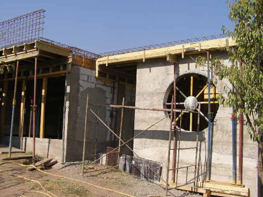 Construir una casa de estilo mediterraneo ideas - Casa materiales de construccion ...