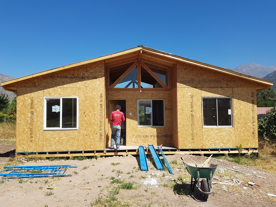 Construcci n casa prefabricada ideas construcci n casa for Ideas construccion casa