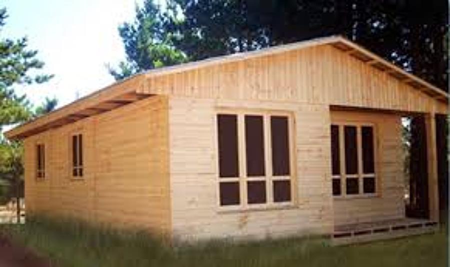Foto casa prefabricada de casas penco 86598 habitissimo for Casas prefabricadas de madera precios