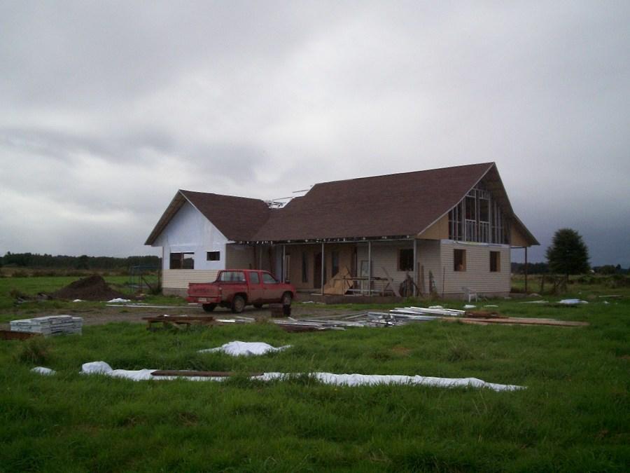 Casa puerto varas ideas construcci n casa for Ideas construccion casa
