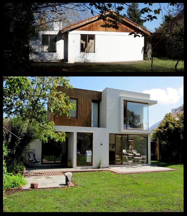 Casa wenzel obra nueva ideas arquitectos - Ideas casa nueva ...