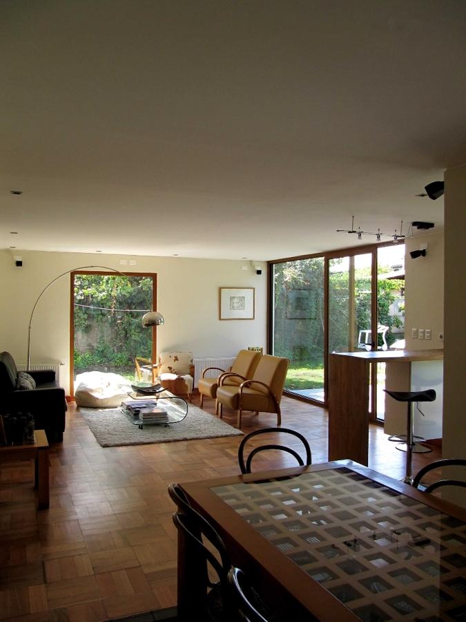 Casa Wenzel: obra nueva.