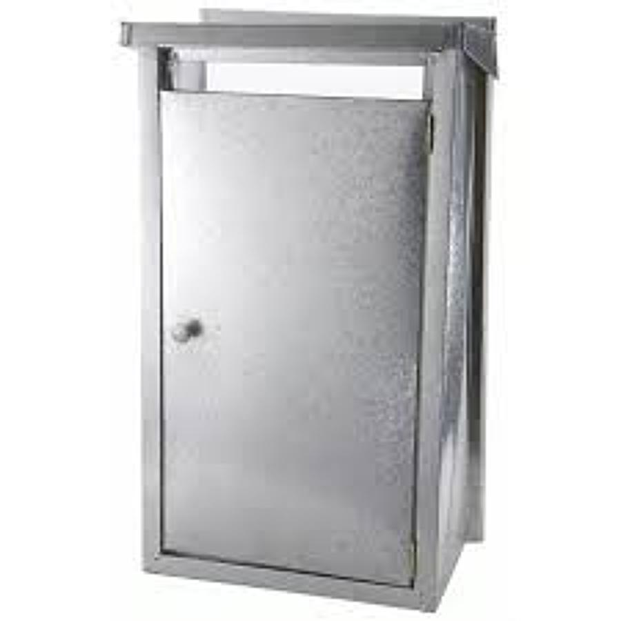 Foto casetas de calefont de hojalateria velozo 97126 habitissimo - Casetas de metal ...