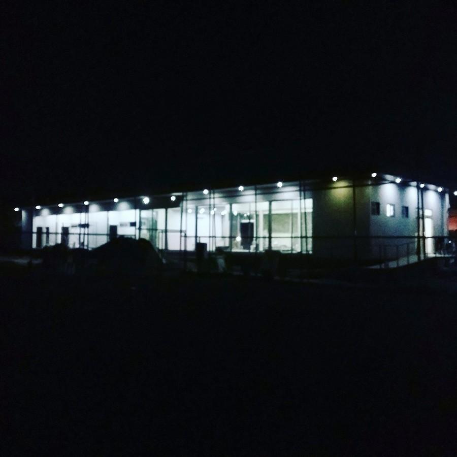 CENTRO DEPORTIVO 1 EN PROCESO
