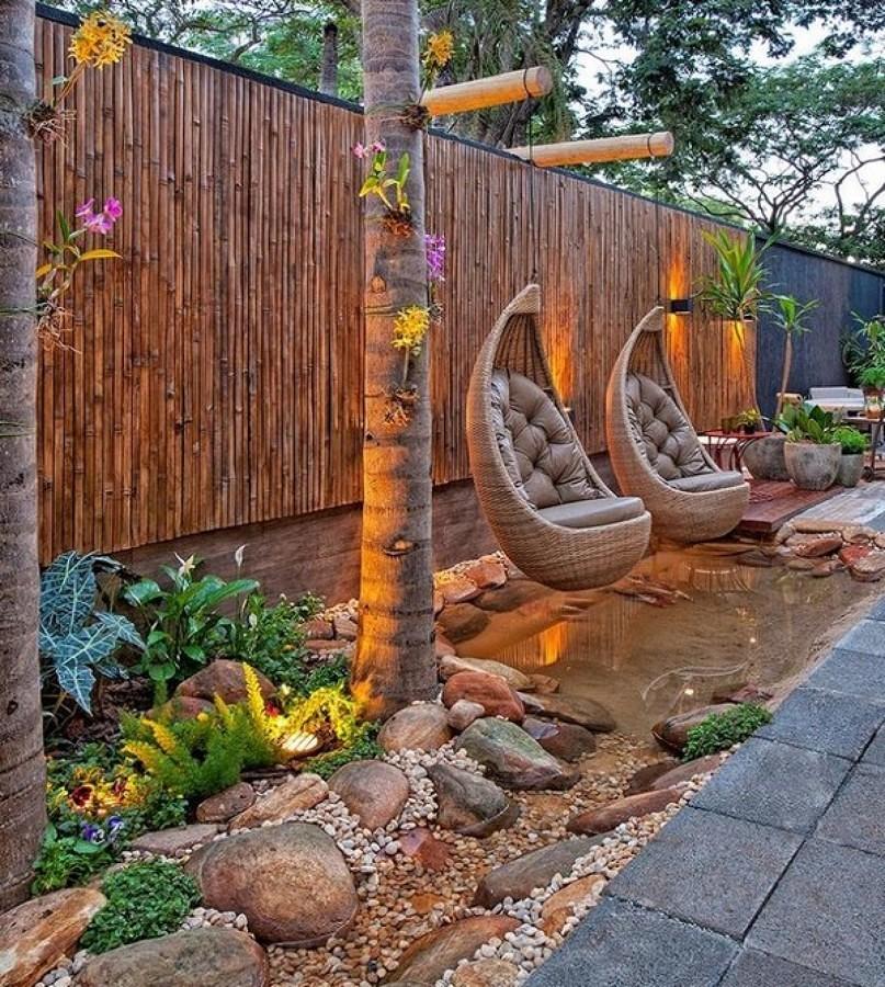 6 tipos de cercos vallas y muros para delimitar tu casa - Cierres de madera ...