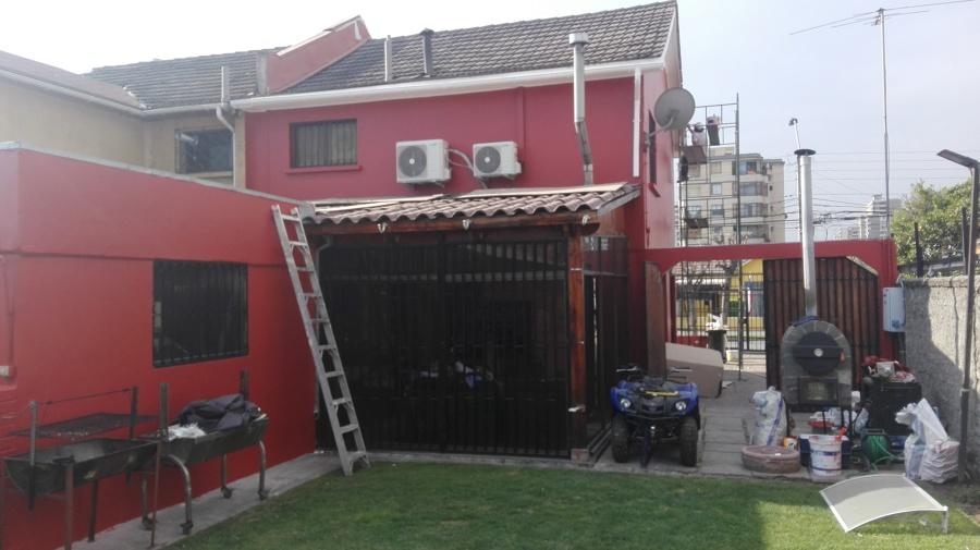 Cerramientos y pintura exterior