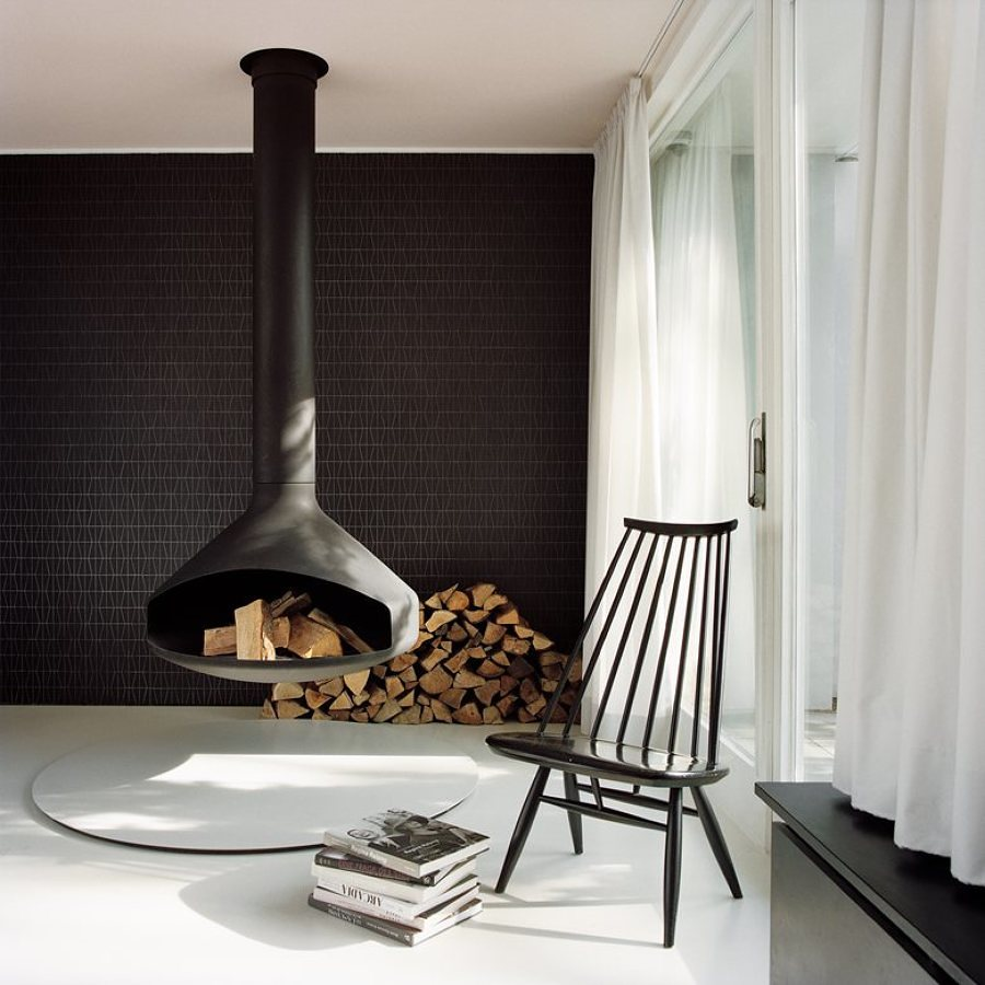 finest chimenea lea moderna with de chimeneas modernas - Chimeneas Modernas De Lea