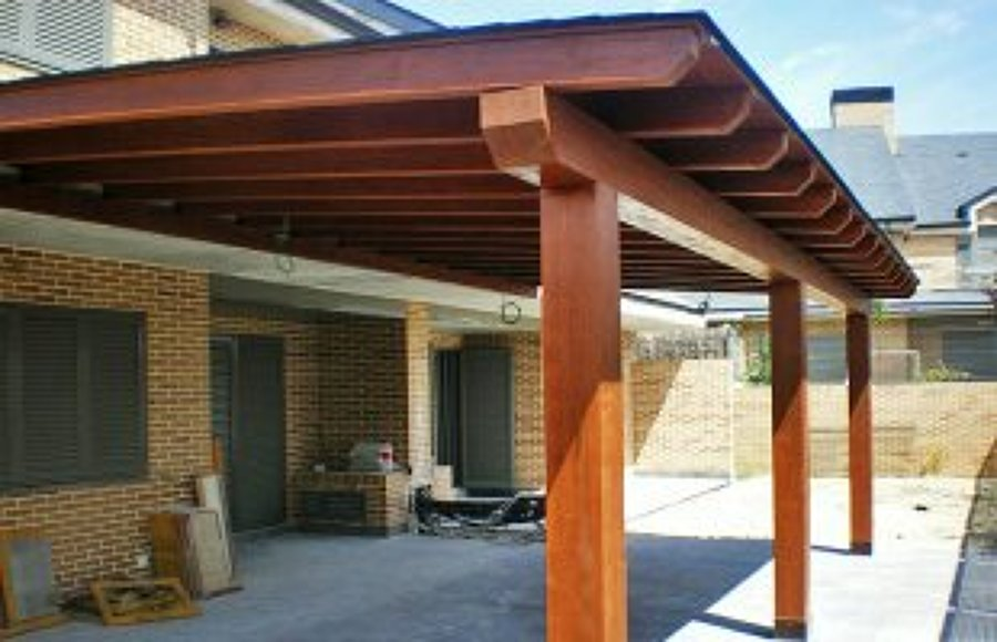 Distintos proyectos ideas construcci n casa for Cobertizo de madera ideas de disenos